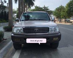 Cần bán Toyota Land Cruiser GX năm 1999, màu xám (ghi), nhập khẩu, 400 triệu giá 400 triệu tại Hà Nội