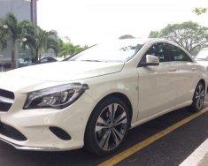 Bán Mercedes CLA 200 sản xuất năm 2017, màu trắng, xe nhập giá 1 tỷ 390 tr tại Tp.HCM