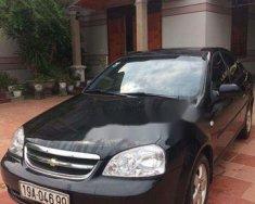 Bán ô tô Chevrolet Lacetti đời 2013, màu đen, giá tốt giá 275 triệu tại Phú Thọ