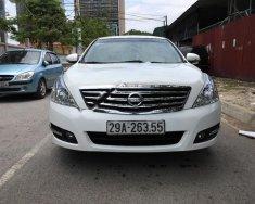 Bán Nissan Teana 2.0 sản xuất năm 2011, màu trắng, nhập khẩu giá 550 triệu tại Hà Nội
