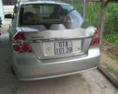 Bán xe Daewoo Gentra năm 2009, màu bạc giá 195 triệu tại Bình Dương