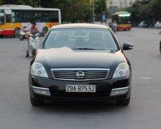 Bán Nissan Teana đời 2007, màu đen, nhập khẩu nguyên chiếc chính chủ, giá 385tr giá 385 triệu tại Hà Nội