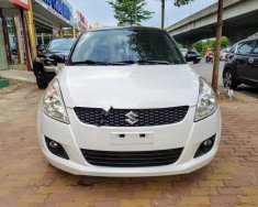Bán Suzuki Swift 1.4 AT năm sản xuất 2015, màu trắng giá 465 triệu tại Hà Nội