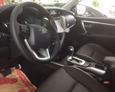 Bán ô tô Toyota Fortuner 2.7V 4X4 AT năm sản xuất 2018, màu đen giá 1 tỷ 308 tr tại Hà Nội
