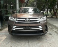 Xe Mới Toyota Highlander LE 2017 giá 2 tỷ 398 tr tại Cả nước