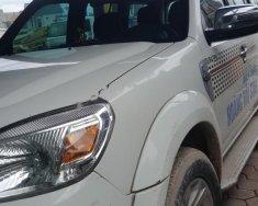 Cần bán Ford Everest 2.5L 4x2 AT sản xuất năm 2014, màu trắng   giá 700 triệu tại Hà Nội