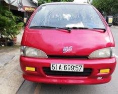 Bán Daihatsu Citivan 1.6 MT năm sản xuất 2002, màu đỏ giá 67 triệu tại Tp.HCM
