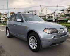 BMW X3 nhập đức 2005 loại cao cấp hàng full. Xe vào đủ đồ chơi ngầm cao giá 348 triệu tại Tp.HCM