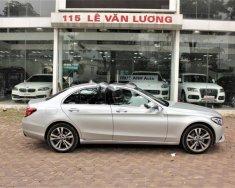 Cần bán lại xe Mercedes C250 sản xuất 2018, màu bạc giá 1 tỷ 595 tr tại Hà Nội