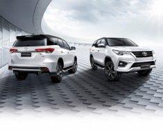Bán Toyota Fortuner 2.7V máy xăng, máy dầu nhập khẩu nguyên chiếc, giao xe quý 4/2018 giá Giá thỏa thuận tại Hà Nội