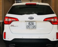 Bán Kia Sorento sản xuất 2016, màu trắng chính chủ  giá 780 triệu tại Tp.HCM