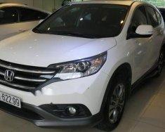 Bán xe Honda CR V đời 2013, màu trắng giá 700 triệu tại Tp.HCM