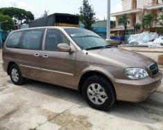 Bán xe Kia Carnival GS đời 2009, màu nâu xe gia đình giá cạnh tranh giá 285 triệu tại Tiền Giang