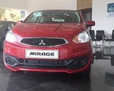 Bán Mitsubishi Mirage đời 2018, màu đỏ, xe nhập giá 345 triệu tại Quảng Bình