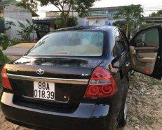 Bán ô tô Daewoo Gentra đời 2010, màu đen chính chủ giá 179 triệu tại Thái Nguyên
