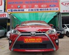 Bán Toyota Yaris năm sản xuất 2017, màu đỏ, nhập khẩu nguyên chiếc như mới giá 686 triệu tại Hà Nội