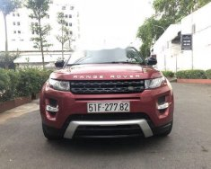 Bán xe Rangerover Evoque màu đỏ nội thất đen giá cạnh tranh giá 2 tỷ 120 tr tại Hà Nội