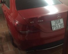 Cần bán lại xe Mercedes CLA 200 sản xuất năm 2015, màu đỏ, xe nhập đẹp như mới giá 1 tỷ 160 tr tại Hà Nội