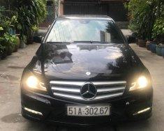 Cần bán xe Mercedes C300 AMG đời 2011, màu đen giá 777 triệu tại Tp.HCM