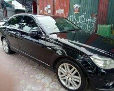 Bán Mercedes C230 Avantgarde đời 2008, màu đen chính chủ giá 485 triệu tại Bình Dương