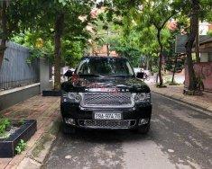 Cần bán LandRover Range Rover Supercharged 5.0 đời 2009, màu đen, xe nhập  giá 1 tỷ 480 tr tại Hà Nội