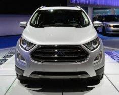 Cần bán xe Ford EcoSport 1.5 AT năm 2018, màu trắng giá 645 triệu tại Hà Nội