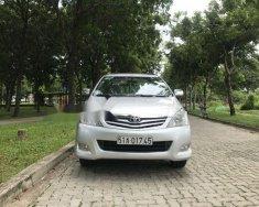 Cần bán lại xe Toyota Innova đời 2010, màu bạc  giá 415 triệu tại Tp.HCM
