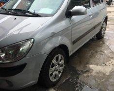 Bán Hyundai Getz 1.4 AT đời 2008, màu bạc, nhập khẩu giá 226 triệu tại Hà Nội