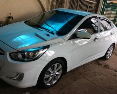 Cần bán gấp Hyundai Accent đời 2012, màu trắng, nhập khẩu nguyên chiếc xe gia đình giá 390 triệu tại Đồng Nai