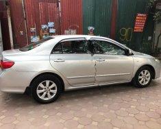 Cần bán xe Toyota Corolla Altis S đời 2008, màu bạc, giá 515tr giá 515 triệu tại Hà Nội