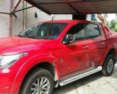 Cần bán gấp Mitsubishi Triton năm sản xuất 2017, màu đỏ giá 670 triệu tại Đà Nẵng