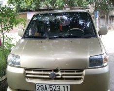 Cần bán lại xe Suzuki APV GL 1.6 MT sản xuất năm 2006 chính chủ, 210 triệu giá 210 triệu tại Hà Nội