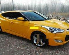 Chính chủ bán lại xe Hyundai Veloster năm sản xuất 2011, màu vàng   giá 480 triệu tại Tp.HCM