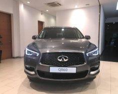 Bán xe Infiniti QX60 sản xuất năm 2017, màu bạc, nhập khẩu giá 3 tỷ 99 tr tại Hà Nội