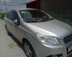 Cần bán Chevrolet Aveo năm 2014, màu bạc  giá Giá thỏa thuận tại Hà Nội