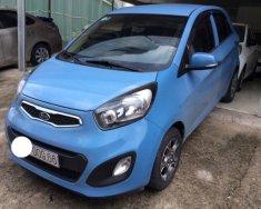 Bán Kia Morning Van 2 chỗ sản xuất 2014, màu xanh lam, nhập khẩu giá 268 triệu tại Hà Nội