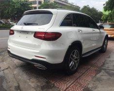 Cần bán xe Mercedes Benz GLC 300 4Matic 2017 màu trắng giá 2 tỷ 120 tr tại Hà Nội