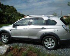 Bán Chevrolet Captiva MAXX đời 2010, màu bạc  giá 380 triệu tại Tp.HCM
