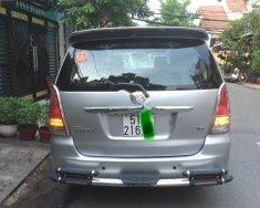 Cần bán Toyota Innova đời 2009, màu bạc giá 425 triệu tại Tp.HCM