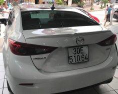 Bán xe Mazda 3 đời 2015, màu trắng giá cạnh tranh giá 595 triệu tại Hà Nội
