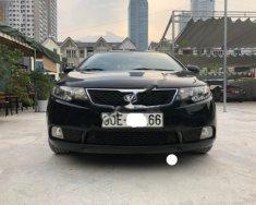 Bán ô tô Kia Forte SX 1.6 AT năm sản xuất 2010, màu đen, giá chỉ 395 triệu giá 395 triệu tại Hà Nội