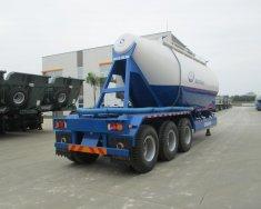 Đại lý phân phối chính hãng Rơ mooc doosung, so mi ro mooc xi măng rời 31m3 giá 600 triệu tại Tp.HCM