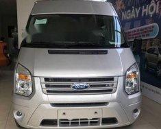 Cần bán xe Ford Transit năm sản xuất 2018, màu bạc, giá tốt giá Giá thỏa thuận tại Tp.HCM