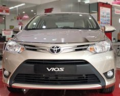 Bán Toyota Vios năm 2018, màu bạc số tự động giá cạnh tranh giá Giá thỏa thuận tại Tp.HCM