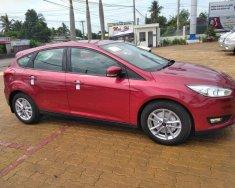 Cần bán Ford Focus sản xuất 2018, màu đỏ giá cạnh tranh giá 599 triệu tại Tây Ninh