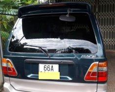 Bán ô tô Toyota Zace 2003, màu xanh lam chính chủ, giá tốt giá 240 triệu tại Đồng Tháp
