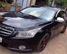 Bán ô tô Daewoo Lacetti sản xuất 2010, màu đen, xe nhập xe gia đình giá 310 triệu tại Hà Tĩnh
