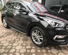 Bán Hyundai Santa Fe 4WD sản xuất năm 2017, màu đen giá 1 tỷ 60 tr tại Hà Nội