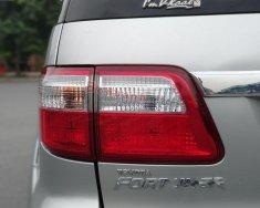 Bán Toyota Fortuner 2.7V 4x4 AT sản xuất năm 2009, màu bạc chính chủ giá 558 triệu tại Phú Thọ