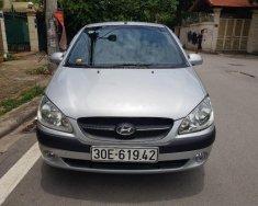 Bán Hyundai Getz MT đời 2010, màu bạc, nhập khẩu nguyên chiếc chính chủ, giá chỉ 226 triệu giá 226 triệu tại Hà Nội